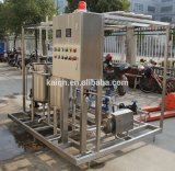 Esterilización automática del pasteurizador de la leche del esterilizador de la leche del esterilizador de Uht del jugo