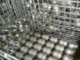 Geschmiedeter Stahlhochdruck Sw/Threaded 90 Grad-Winkelstück