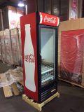 Qualitäts-einzelne Glastür-aufrechte Kühlvorrichtung