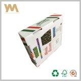 Оптовая и подгонянная коробка упаковки гофрированной бумага для Cothing