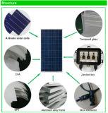 Comitato 200W di PV della pila solare della fabbrica della Cina poli per strumentazione domestica
