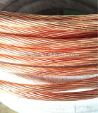 Fabbrica Price Copper Welded Stranded Wire per Earthing Project