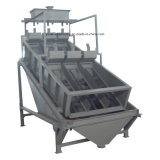 Food personalizzato Industry Electromagnetic Vibrating Screen Mesh da vendere