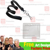 Identification de ventes en gros Card Holder avec Lanyard