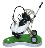 La plupart de support populaire de crayon lecteur de chariot de golf (GS-44)