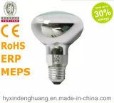 Bulbo de halogênio de poupança de energia de R80 220-240V 52W E27/B22