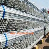 ERW Q235C galvanizzato intorno al prezzo della parte inferiore della conduttura d'acciaio