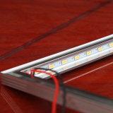 Luz de painel quadrada do diodo emissor de luz de Ra85 90lm/W 36W 60*60cm