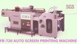 Machine d'impression de papier d'écran d'Automatilly Cylnder