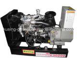 25kVA-37.5kVA力のIsuzuエンジン(IK30250)を搭載するディーゼル無声防音の発電機セット