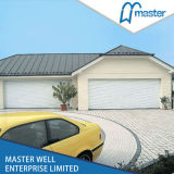 Remote Garage Door with Window and Small Pass Door