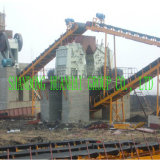 Het Verpletteren van de steen de Capaciteit van de Installatie 60 Ton per Uur