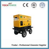 10kw/12.5kVA 이동할 수 있는 전기 발전기 디젤 엔진 생성 발전소