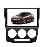 Yessun 10.2 Inch HD Car DVD Player voor Honda Crider (HD1014)