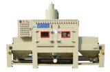 Tipo macchina automatica del nastro trasportatore di sabbiatura