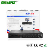 CCTV Network Video Recorder DVR (PST-NVR208) di 8CH più caldo Security