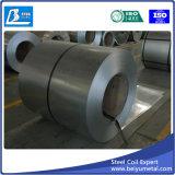 Lo zinco ha ricoperto la bobina d'acciaio galvanizzata tuffata calda