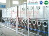 Xf Serien-horizontaler kochender Trockner für Zufuhr