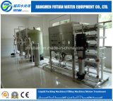 Impianto di per il trattamento dell'acqua di depurazione dell'acqua di mare