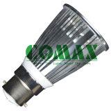 Proyector Parlight de E27 B22 3-5W LED con Ce