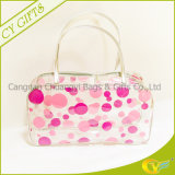 High Quality Tranparent PVC Bag for Ladies