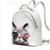 粋な女性旅行学生の肩のバックパックPUデザイナーはWzx1031を袋に入れる