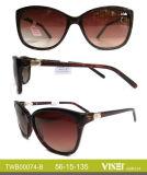 2016 neue Form-hochwertige Gläser Eyewear Sonnenbrillen (74-B)