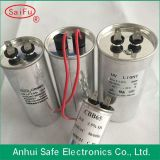 Aluminiumfall Round CD60 Type Electric Motors Anfang Capacitor 400UF