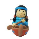 플라스틱 PVC 판매를 위한 대중적인 귀여운 플라스틱 아기 장난감