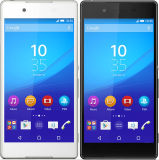 Die vier Farben-Vorlage entsperrte für Telefon Sony-Xperie Z3+ G/M