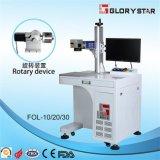 Машина маркировки лазера Glorystar 20W Ipg оптически для металла