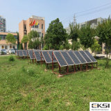 6 eingegebener u. 1 ausgegebener PV-Kombinator-Kasten für Sonnensystem