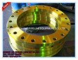 Flangia dell'acciaio legato del piatto di ASTM A105
