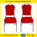 Hoher Grad-Handelshotel-Möbel-Aluminiumbankett-Stühle