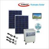 sistema solare della casa del pannello solare del pannello di 5W PV con il certificato di Inmetro Idcol Soncap del CE di IEC MCS di TUV