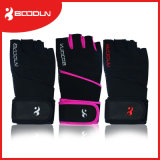 Weightligting UsedのためのLong WristのカスタムGym Gloves