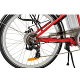 26inch Pedelec E Bike Motor Brushless E-Bicycle Electric Bike Electric Bicycle (TDF02Z)