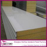 高品質カラー冷蔵室および冷却装置パネルのための鋼鉄PUサンドイッチパネル