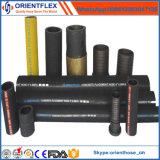 China-Fabrik-Zubehör-flexibler Gummibetonpumpe-Schlauch