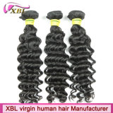 Extensões baratas do cabelo humano do cabelo Mongolian rápido da entrega