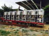 Mezclador plástico industrial del acero inoxidable con alta capacidad de producción