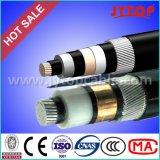 câble isolé par XLPE en aluminium 3X70mm du câble 10kv