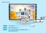 Автономный шипучка /POS медиа-проигрыватель USB монитора LCD 7 дюймов для рекламировать