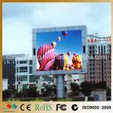 INMERSIÓN P16 que hace publicidad del panel de visualización al aire libre a todo color de LED de la pantalla
