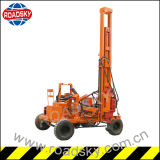 Saleのための道Safety Construction Hydraulic Guardrail Pile Driver