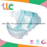 OEM изнеживая Breathable пеленки младенца в фабрике Quanzhou