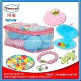 Caramella di plastica del giocattolo della ragazza del giocattolo delle coperture di sorpresa