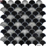 Necesarias para la construcción Mármol de cristal del azulejo de cerámica del mosaico de la pared (SA001)