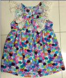 Платье малыша шнурка