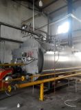 Caldaia a vapore a gas naturale industriale completamente automatica